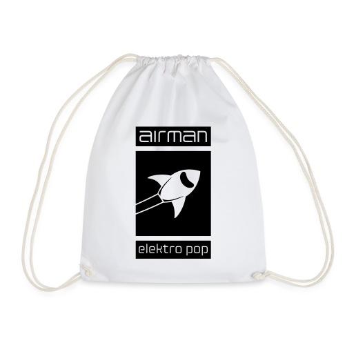 airman_logo_grossflaechig - Turnbeutel