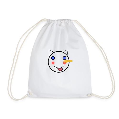 Alf Cat With Friend | Alf Da Cat - Drawstring Bag