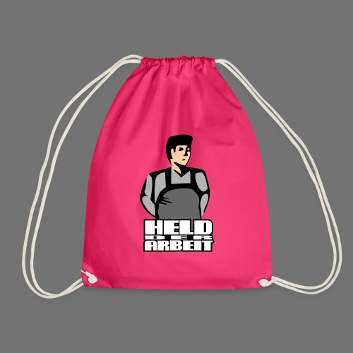 Hero of Labour (Workers Held) - Drawstring Bag