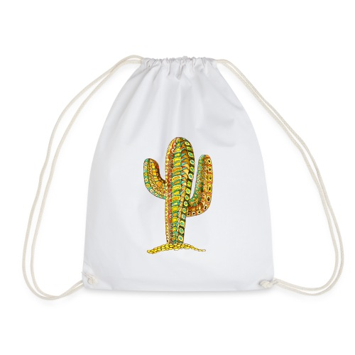 Le cactus - Sac de sport léger