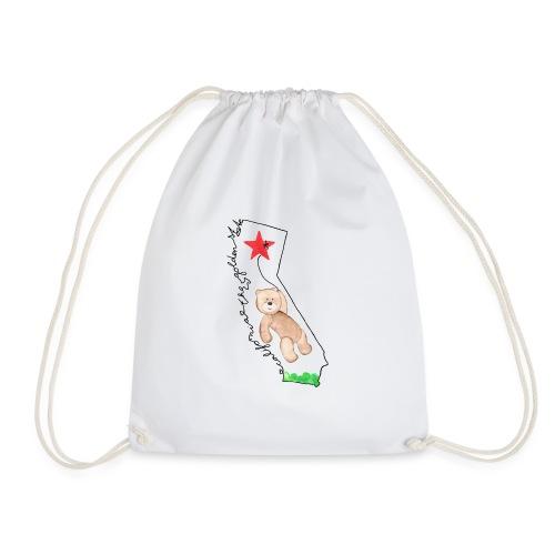 Cali-Bear - Turnbeutel