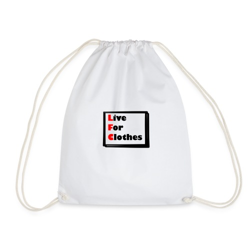 Simpler Design - Drawstring Bag