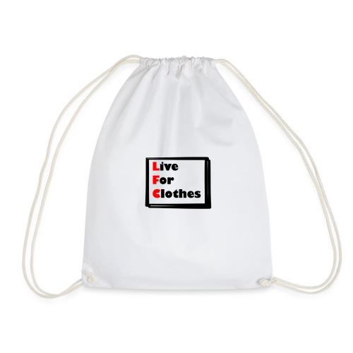 Simpler Design - Drawstring Bag