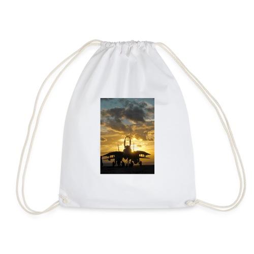 tomcat sunset - Mochila saco