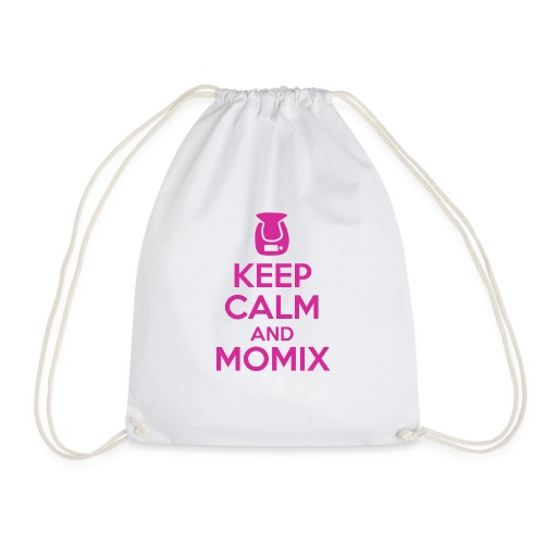Keep Calm and Momix Rose - Sac de sport léger