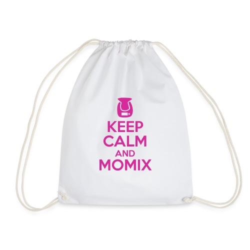 Keep Calm and Momix Rose - Sac de sport léger