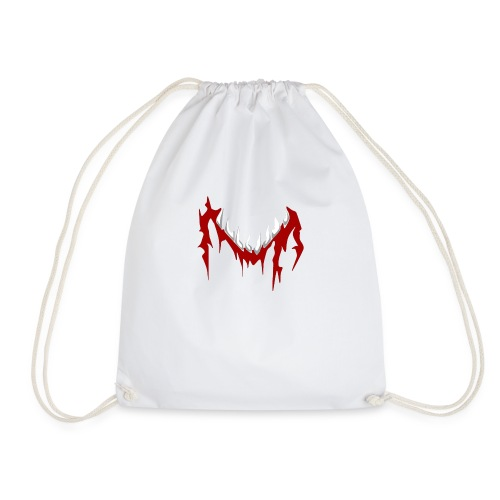 Demon Finn Balor Baby Grow - Drawstring Bag