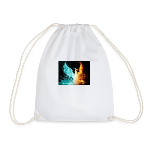 Elemental phoenix - Drawstring Bag