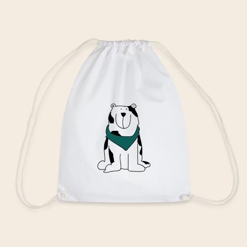 Gros chien mignon - Sac de sport léger