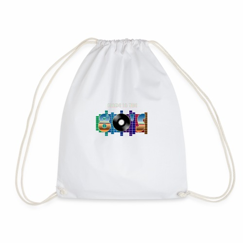 Made in the 80's - Drawstring Bag