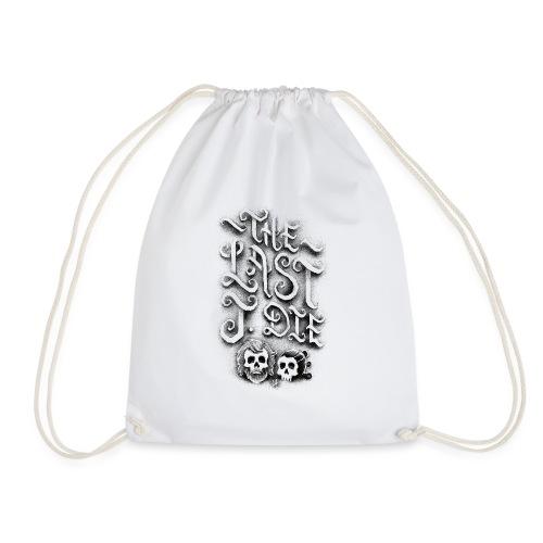 The Last J. Die - Drawstring Bag