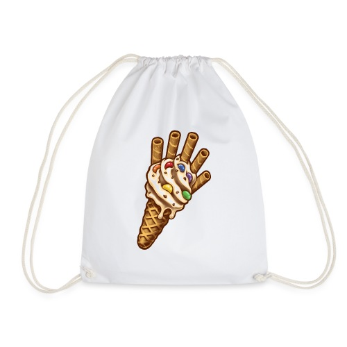Infinity Ice Cream - Drawstring Bag