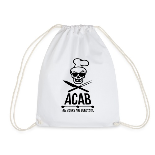 a.c.a.b. - Turnbeutel