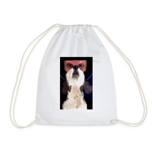 She and jack russell terrier - Worek gimnastyczny