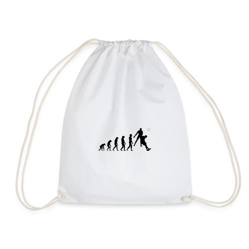 Evolution Football #8 - Drawstring Bag