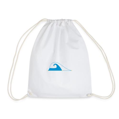 Gravity Flow - Drawstring Bag