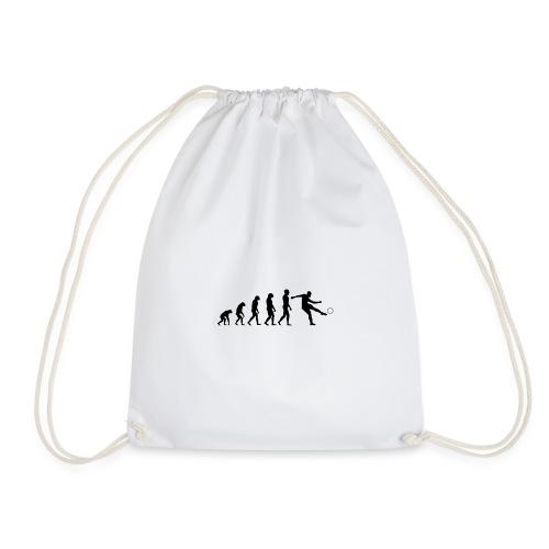 Evolution Football #2 - Drawstring Bag