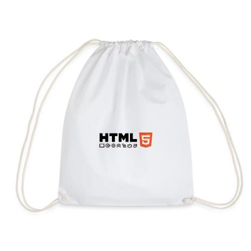 Html 5 - Sac de sport léger