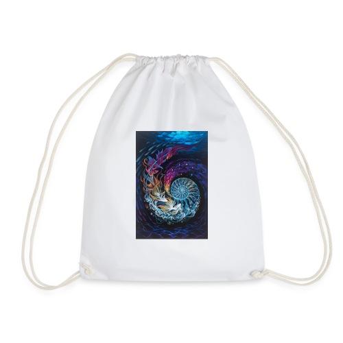 espiral ocea nica - Mochila saco