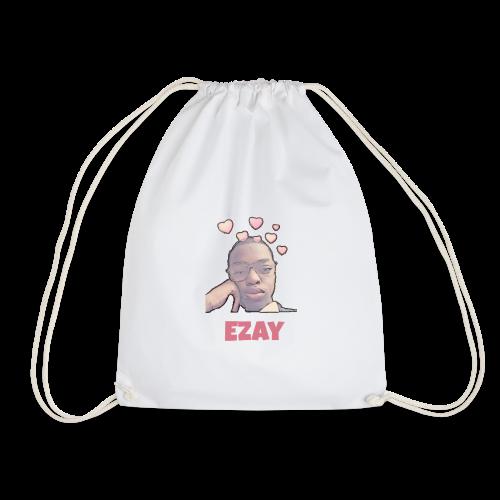 Cartoon Ezekiel - Drawstring Bag