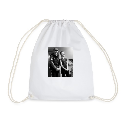 El Patron y Don Jay - Drawstring Bag