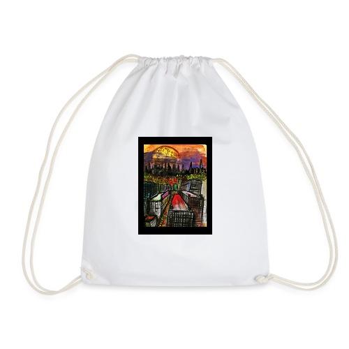 Atardecer - Mochila saco
