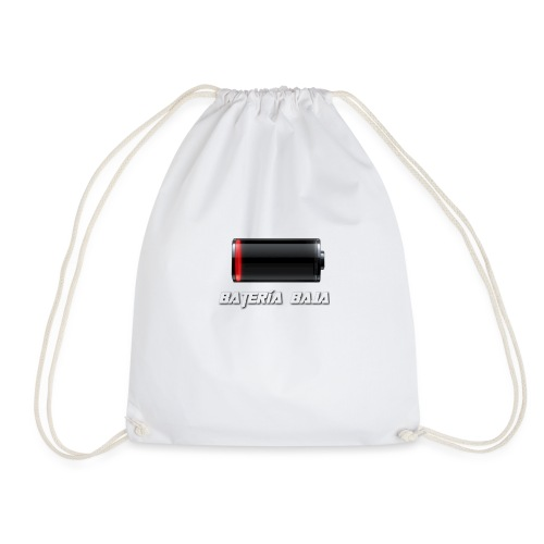 Batería Baja - Mochila saco
