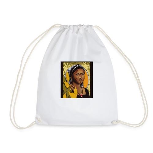 Mujer guayu - Mochila saco