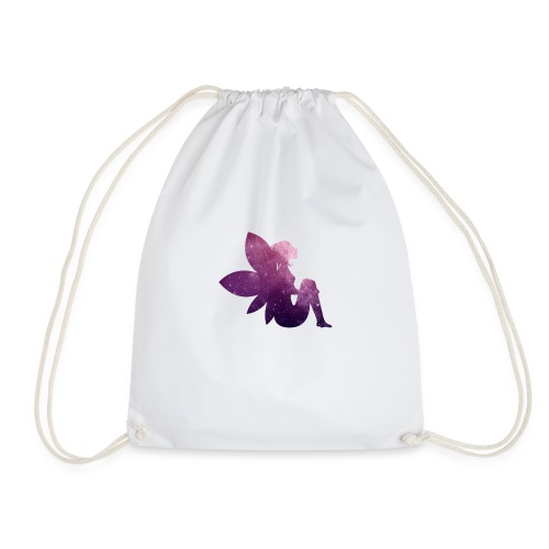 Purple fairy - Gymbag