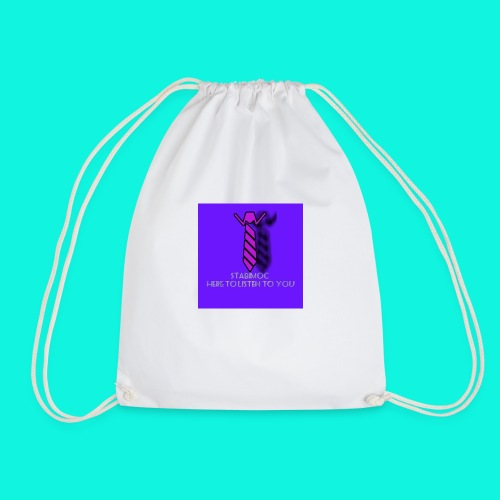 Stabimoc merch - Drawstring Bag