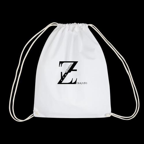 ZerantoLogoBlack - Turnbeutel