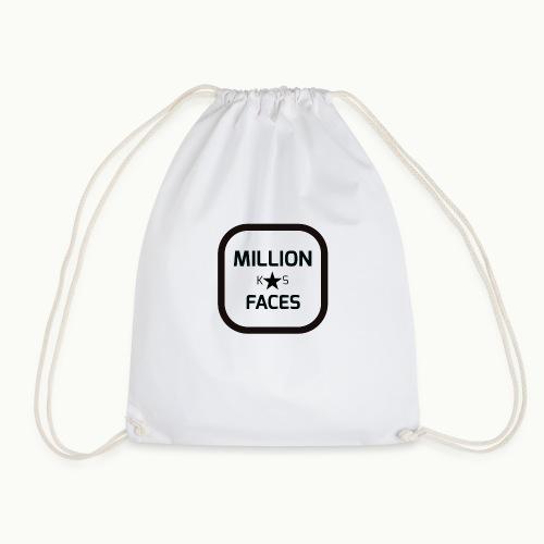 xmillionfacesx - Turnbeutel