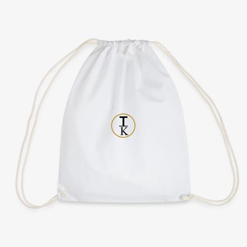 Mrs. Takoda - Logo - Turnbeutel