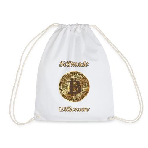 Bitcoin selfmade millionare - Turnbeutel