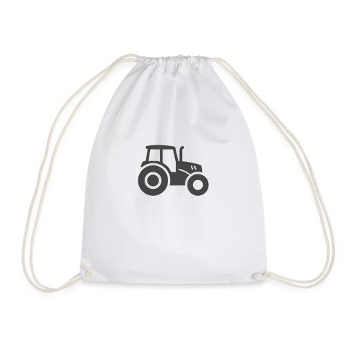 Traktor T-shirt - Turnbeutel