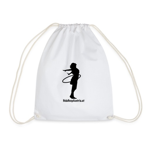 Hoop Dance Girl - Turnbeutel