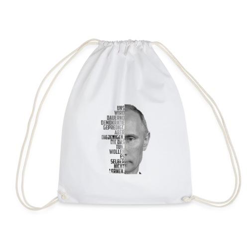 Putin Zitat - Turnbeutel