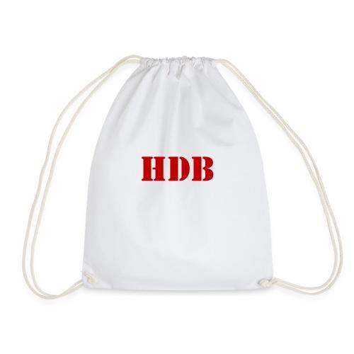 HDB t-shirt - Gymtas