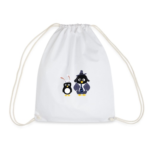Pingouins and Max - Sac de sport léger