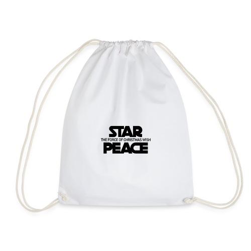 STAR PEACE - Sacca sportiva