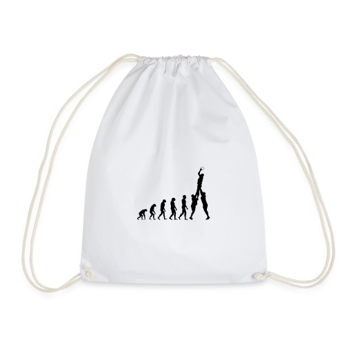 Evolution Rugby - Line-Out - Drawstring Bag
