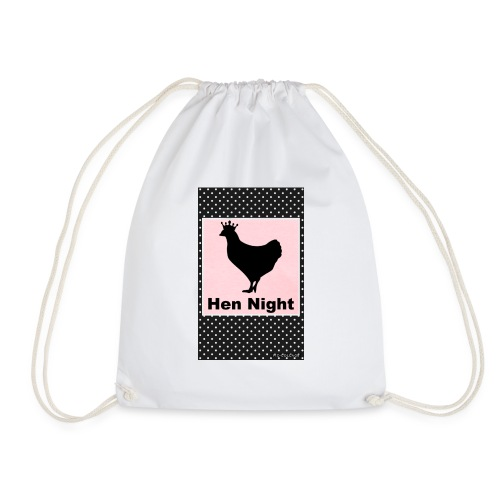 Hens party - Drawstring Bag
