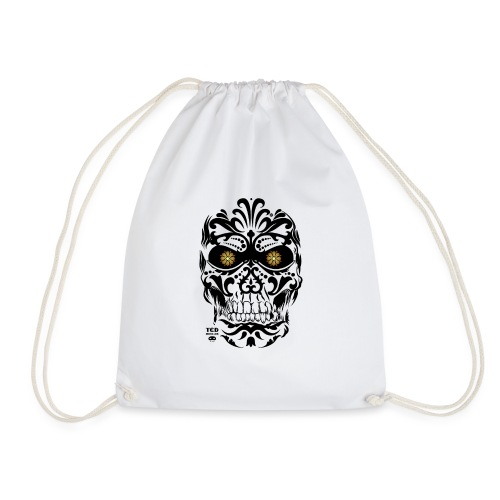 Mexican Skull - Sac de sport léger