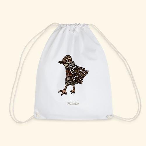 Quail - Drawstring Bag