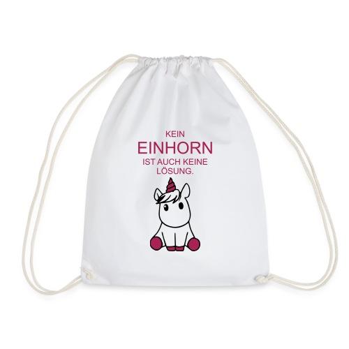 EINHORN - Turnbeutel