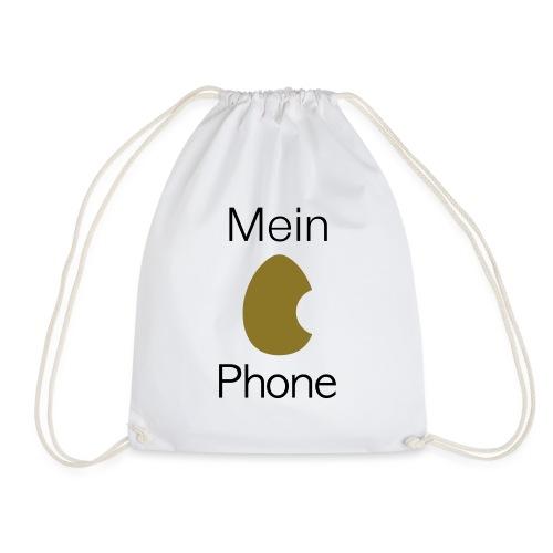 iPhone - Ei Phone - Turnbeutel