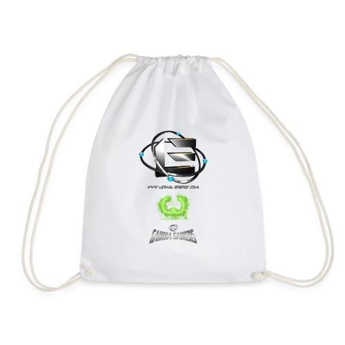 back2 - Drawstring Bag