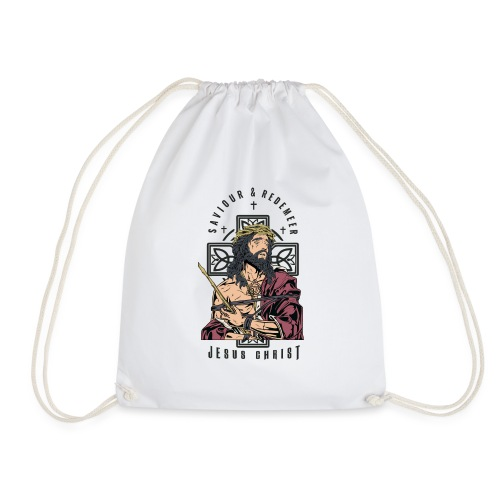Jesus Christ - Drawstring Bag
