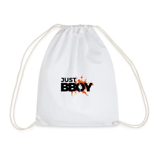 Breakdance Just B-Boy T-shirt - Drawstring Bag