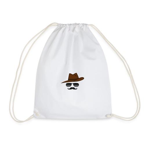 Cowboy western mann men - Turnbeutel